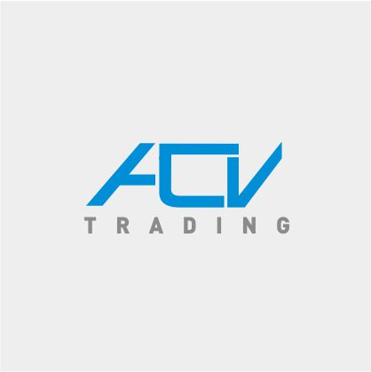 Logo Design by ronny - Entry No. 25 in the Logo Design Contest Fun Logo Design for ACV Trading.