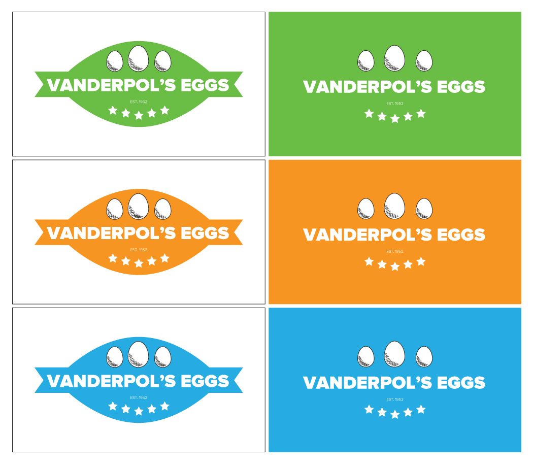 Logo Design by William Li - Entry No. 93 in the Logo Design Contest Creative Logo Design for Vanderpol Food Group.