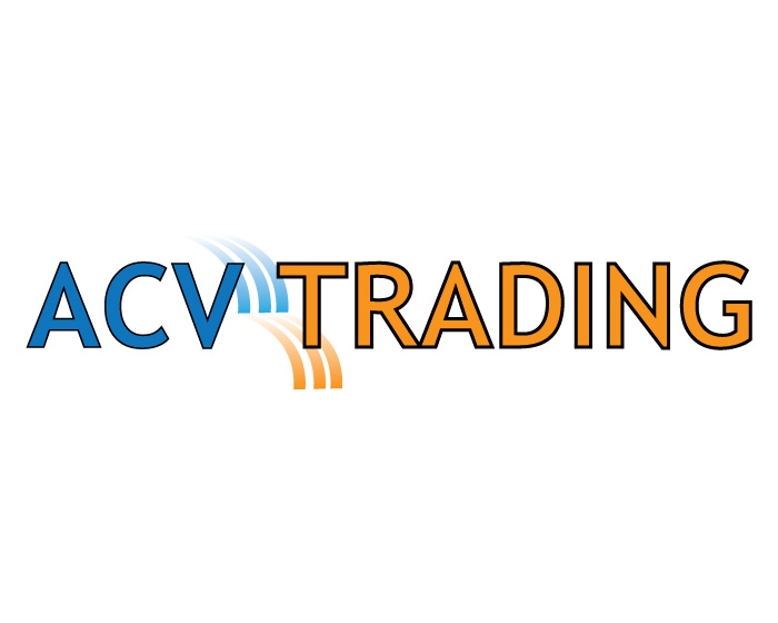 Logo Design by Diana Roder - Entry No. 26 in the Logo Design Contest Fun Logo Design for ACV Trading.