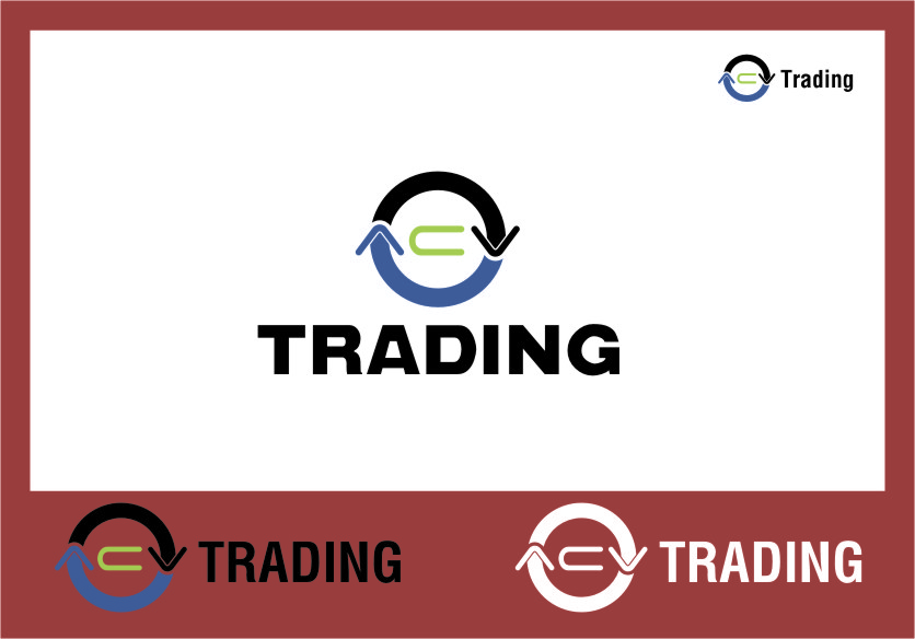 Logo Design by RasYa Muhammad Athaya - Entry No. 33 in the Logo Design Contest Fun Logo Design for ACV Trading.