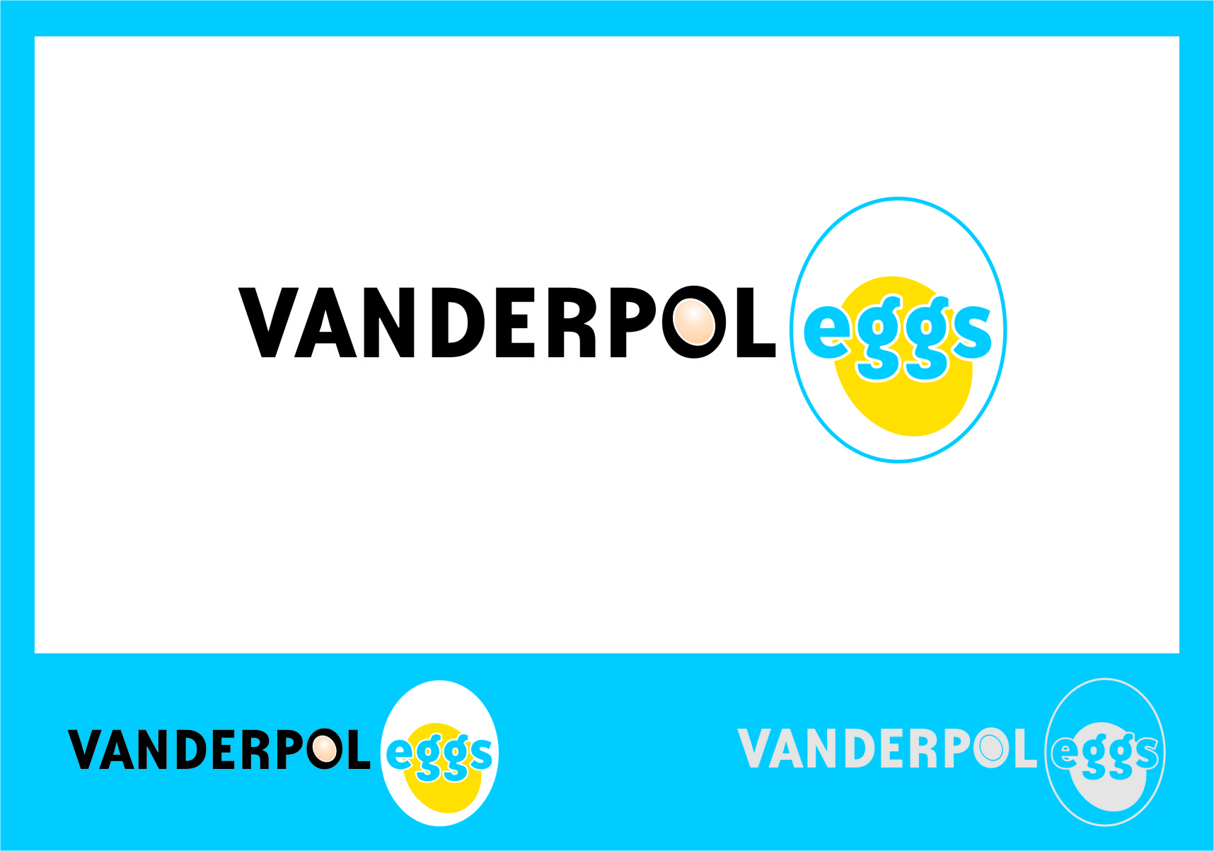 Logo Design by Ngepet_art - Entry No. 96 in the Logo Design Contest Creative Logo Design for Vanderpol Food Group.