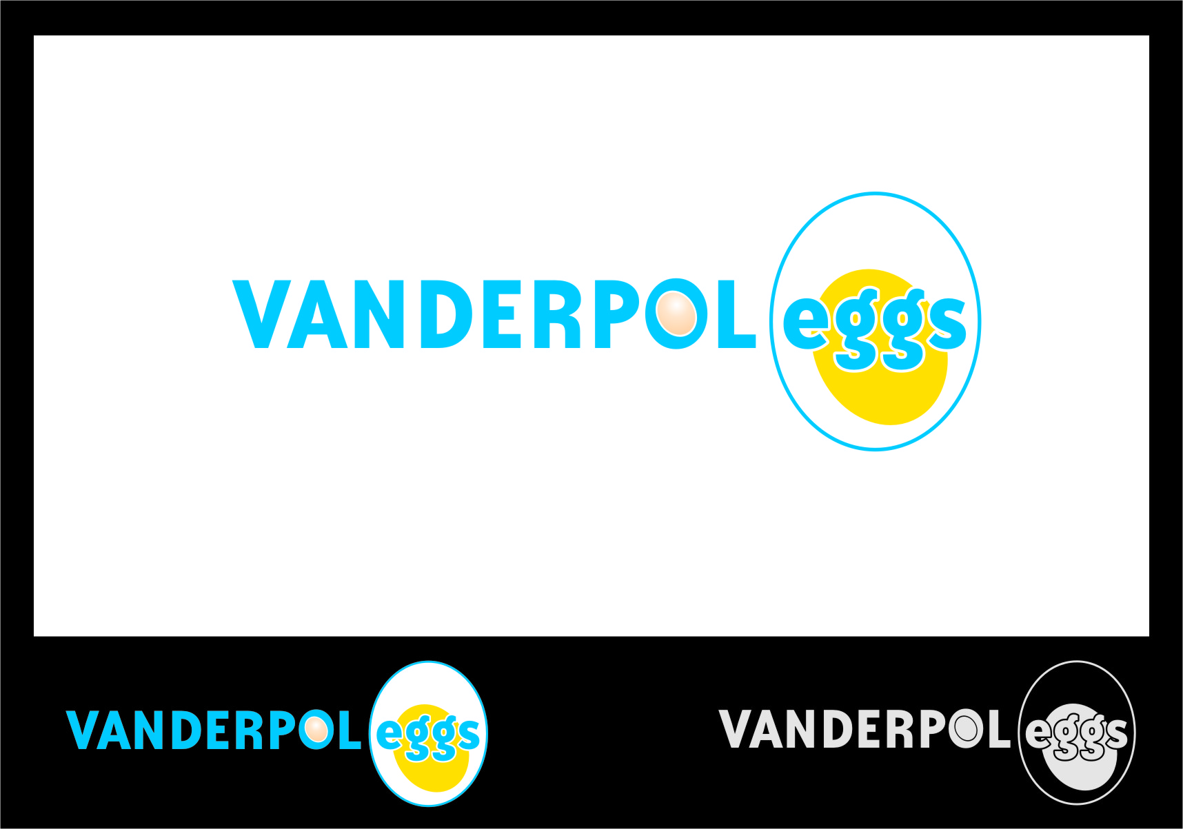 Logo Design by Ngepet_art - Entry No. 98 in the Logo Design Contest Creative Logo Design for Vanderpol Food Group.