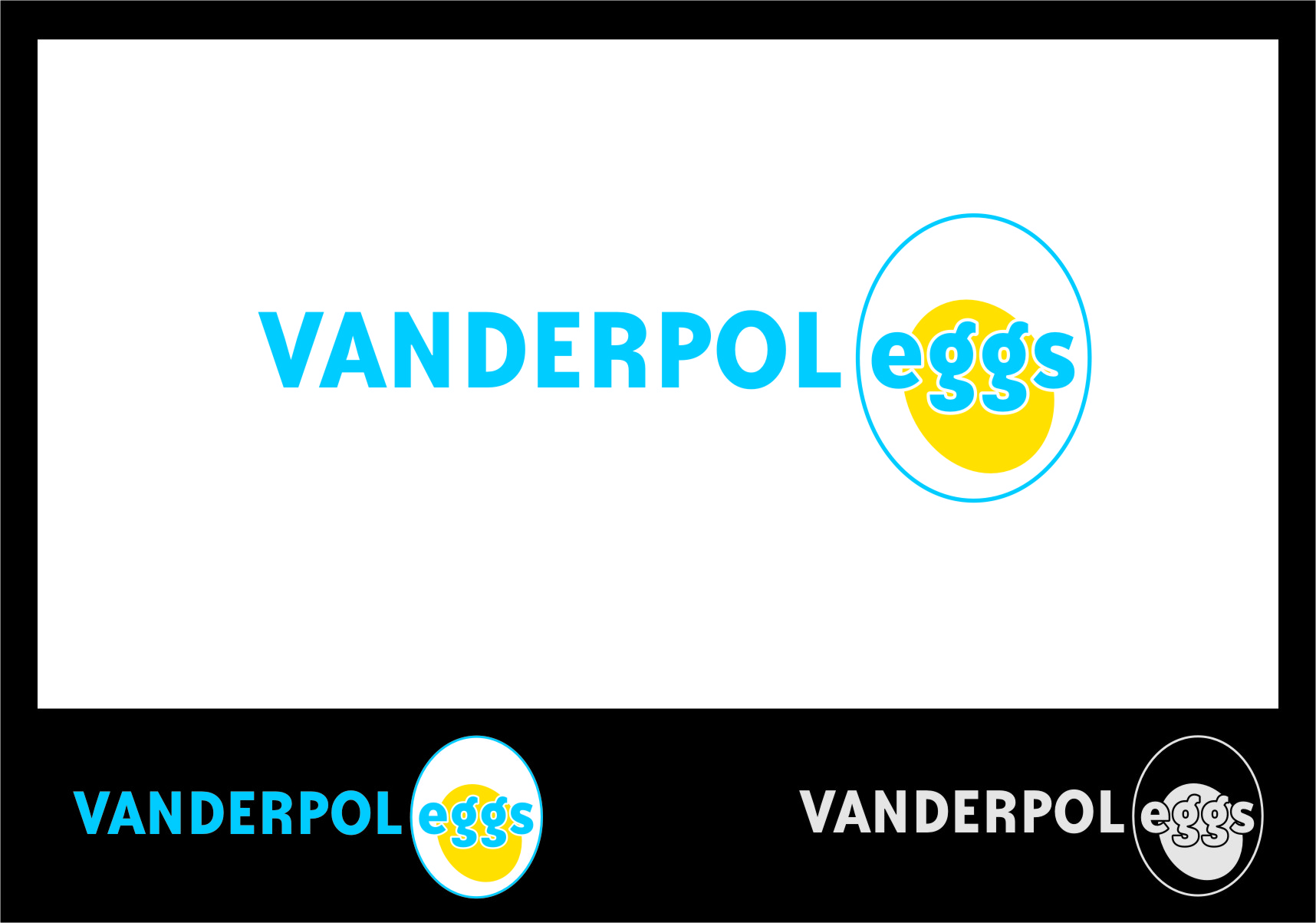 Logo Design by Ngepet_art - Entry No. 99 in the Logo Design Contest Creative Logo Design for Vanderpol Food Group.