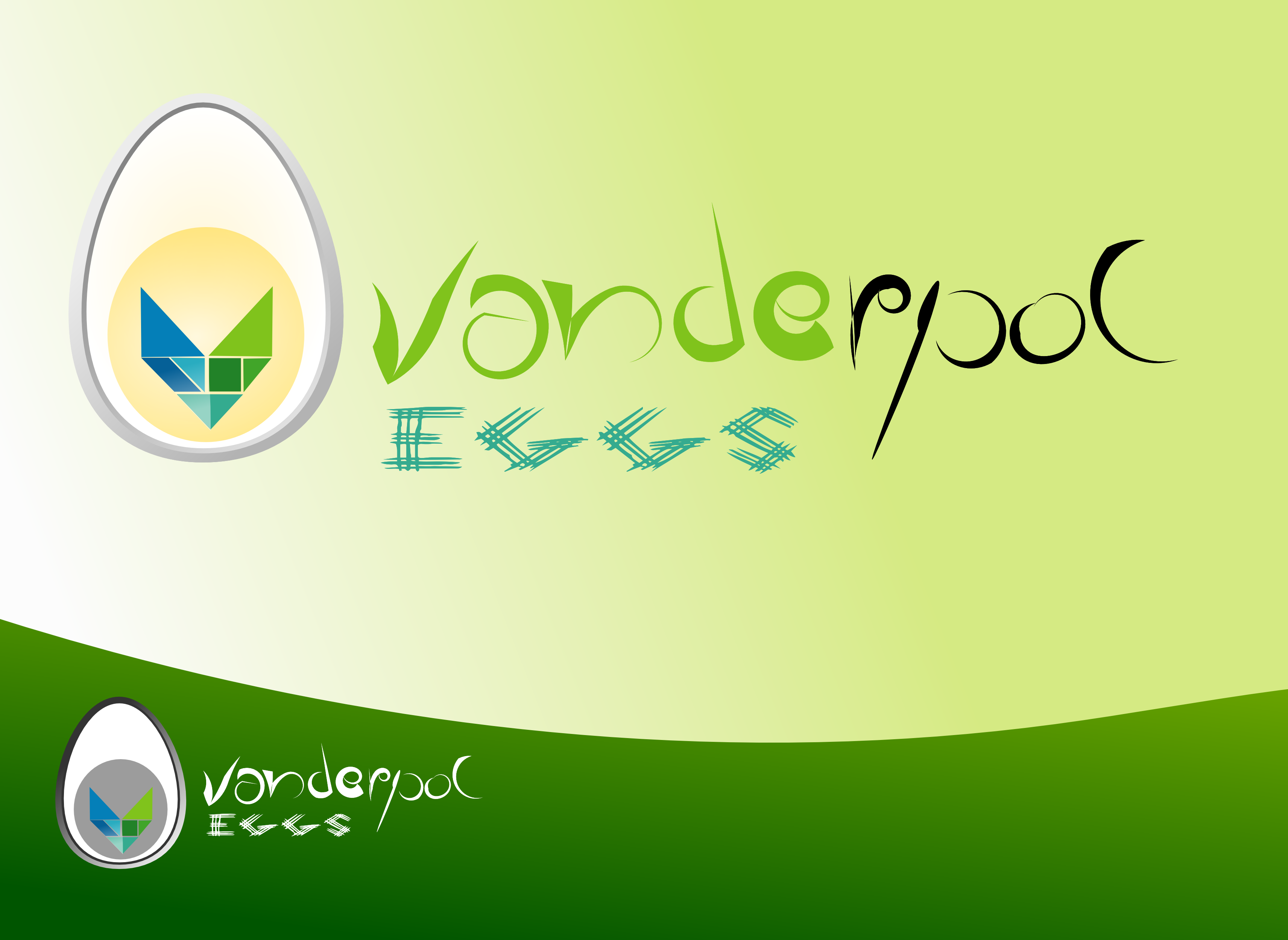 Logo Design by Arindam Khanda - Entry No. 101 in the Logo Design Contest Creative Logo Design for Vanderpol Food Group.