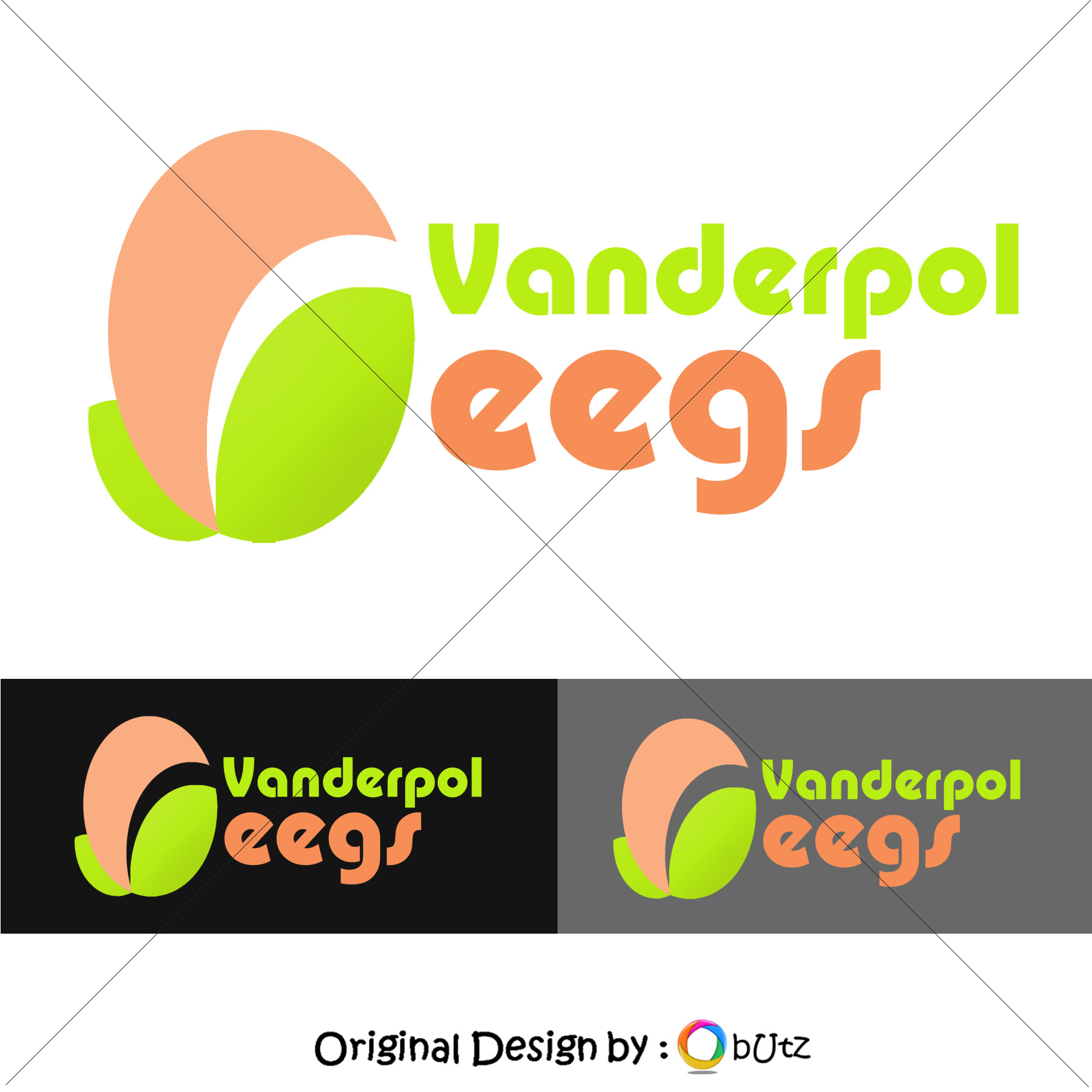 Logo Design by Butz Udy - Entry No. 104 in the Logo Design Contest Creative Logo Design for Vanderpol Food Group.