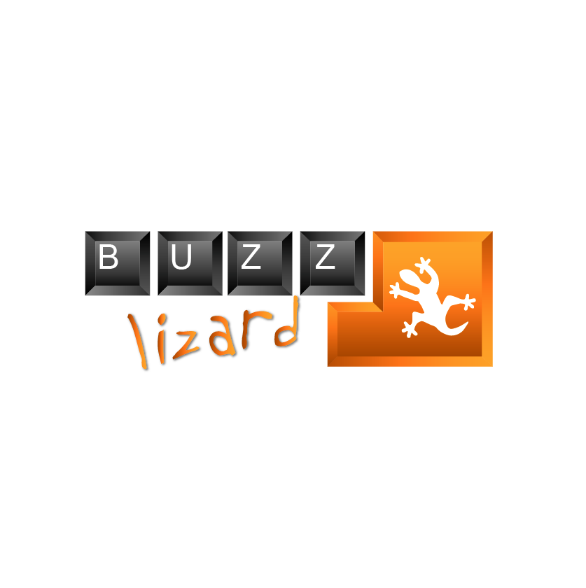 Logo Design by limix - Entry No. 29 in the Logo Design Contest Buzz Lizard.