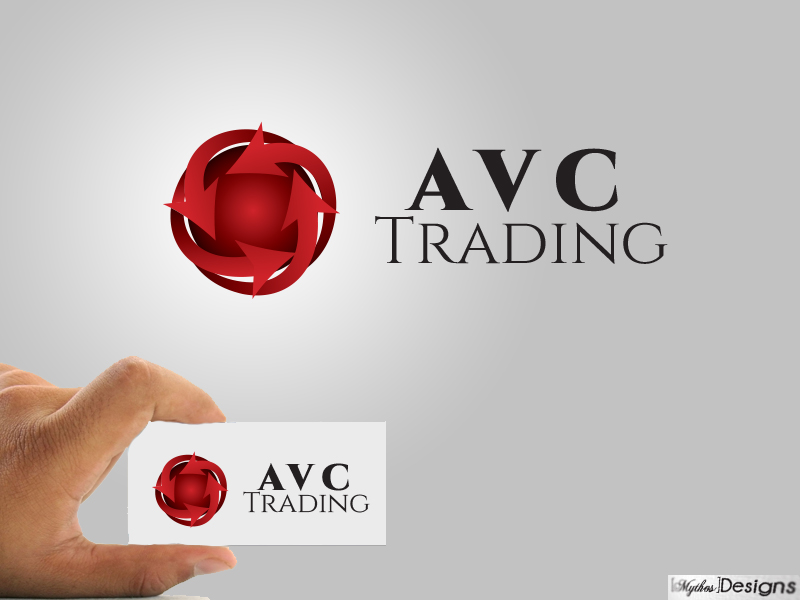 Logo Design by Mythos Designs - Entry No. 40 in the Logo Design Contest Fun Logo Design for ACV Trading.