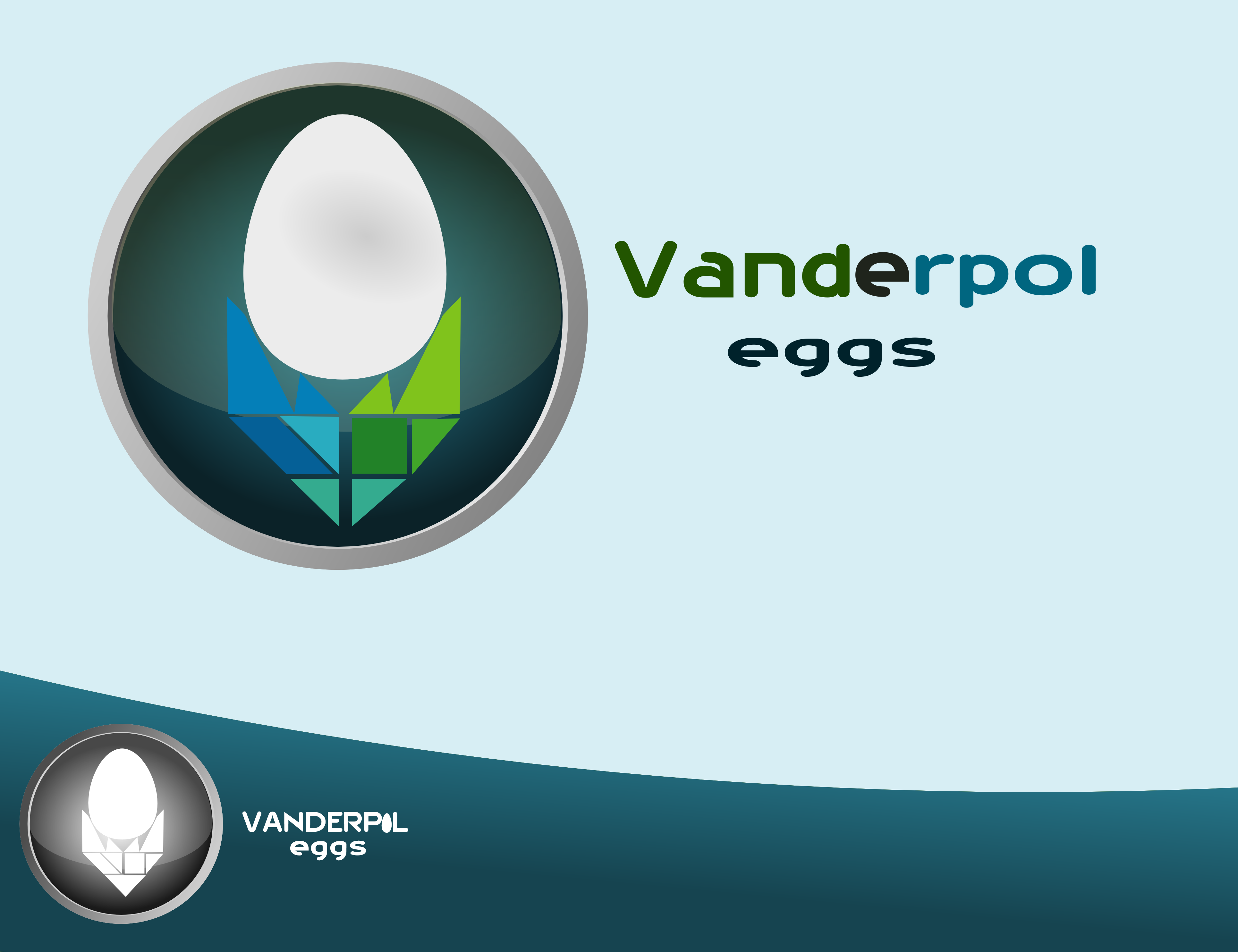 Logo Design by Arindam Khanda - Entry No. 119 in the Logo Design Contest Creative Logo Design for Vanderpol Food Group.