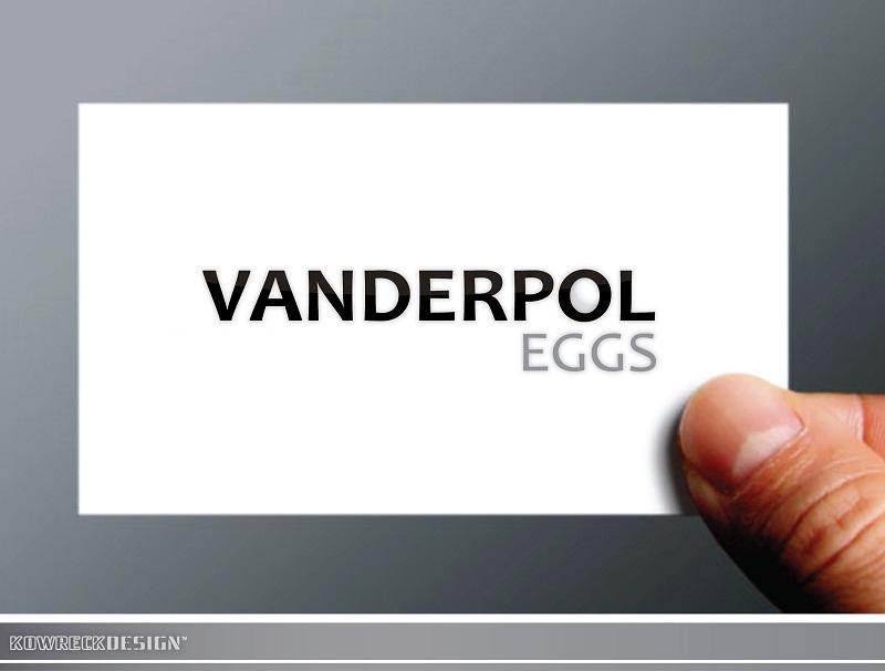 Logo Design by kowreck - Entry No. 136 in the Logo Design Contest Creative Logo Design for Vanderpol Food Group.