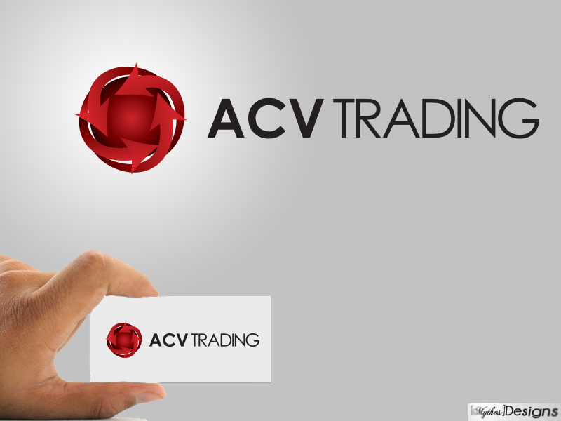 Logo Design by Mythos Designs - Entry No. 45 in the Logo Design Contest Fun Logo Design for ACV Trading.