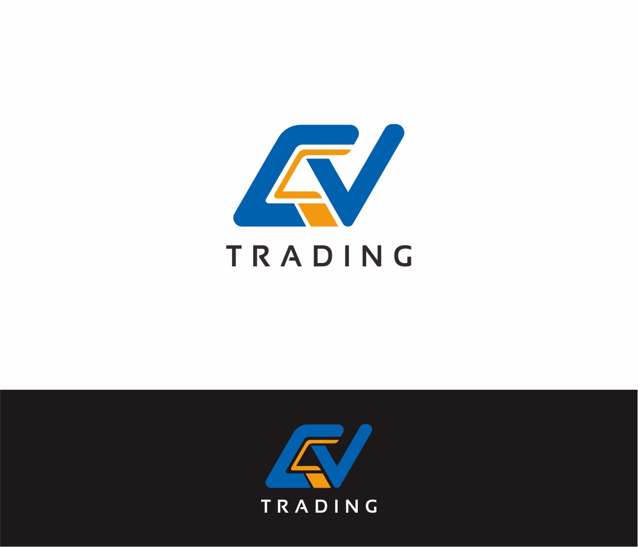 Logo Design by Armada Jamaluddin - Entry No. 47 in the Logo Design Contest Fun Logo Design for ACV Trading.