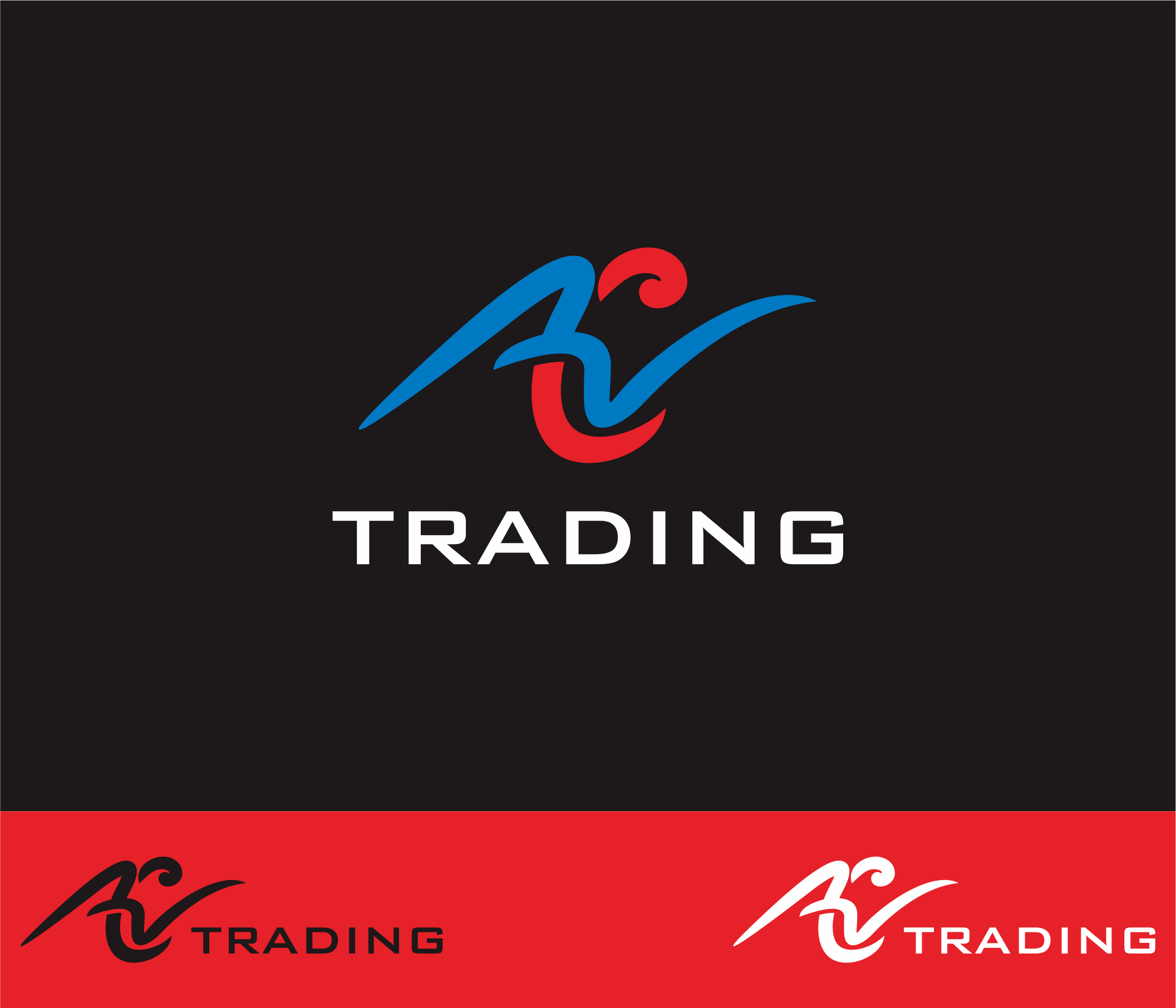 Logo Design by Armada Jamaluddin - Entry No. 49 in the Logo Design Contest Fun Logo Design for ACV Trading.