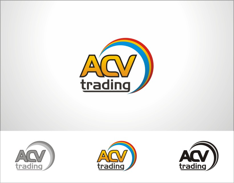Logo Design by RED HORSE design studio - Entry No. 55 in the Logo Design Contest Fun Logo Design for ACV Trading.