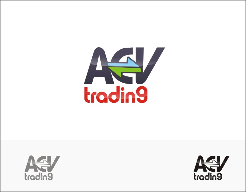 Logo Design by RED HORSE design studio - Entry No. 56 in the Logo Design Contest Fun Logo Design for ACV Trading.