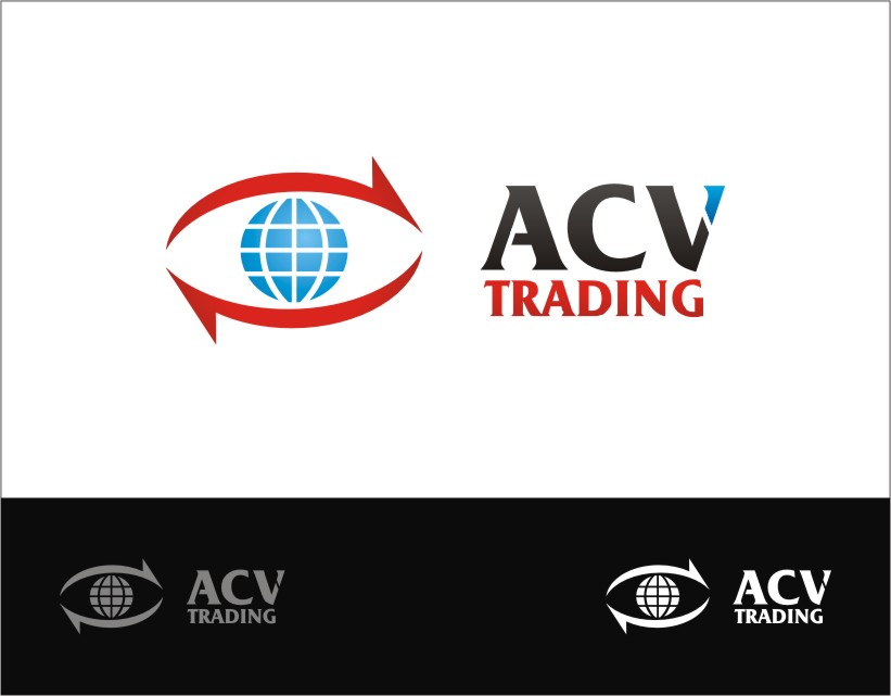 Logo Design by RED HORSE design studio - Entry No. 57 in the Logo Design Contest Fun Logo Design for ACV Trading.