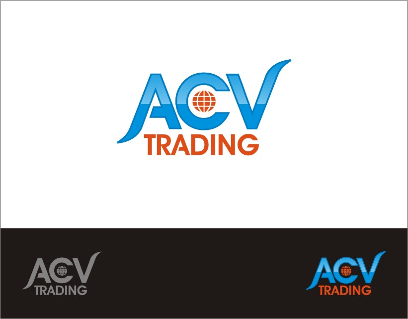 Logo Design by RED HORSE design studio - Entry No. 58 in the Logo Design Contest Fun Logo Design for ACV Trading.