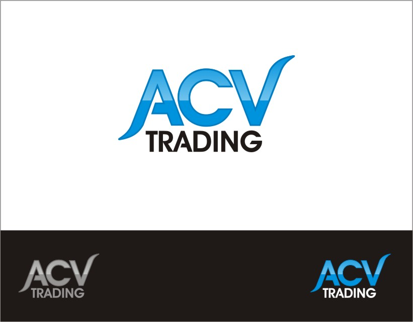 Logo Design by RED HORSE design studio - Entry No. 59 in the Logo Design Contest Fun Logo Design for ACV Trading.