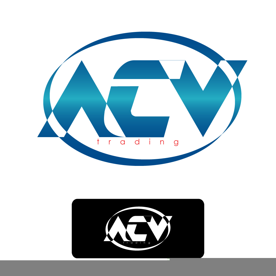 Logo Design by sameer - Entry No. 62 in the Logo Design Contest Fun Logo Design for ACV Trading.