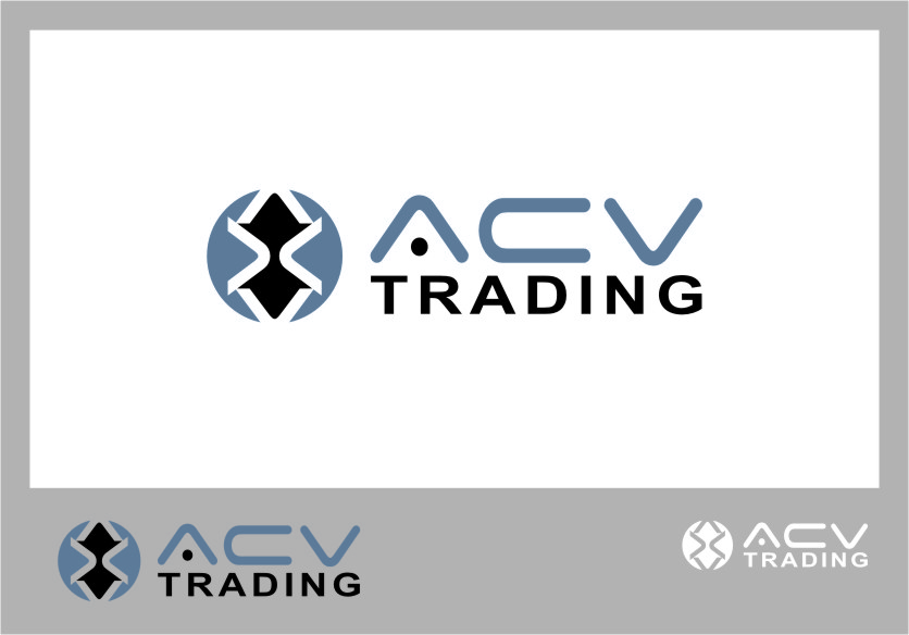 Logo Design by RasYa Muhammad Athaya - Entry No. 63 in the Logo Design Contest Fun Logo Design for ACV Trading.
