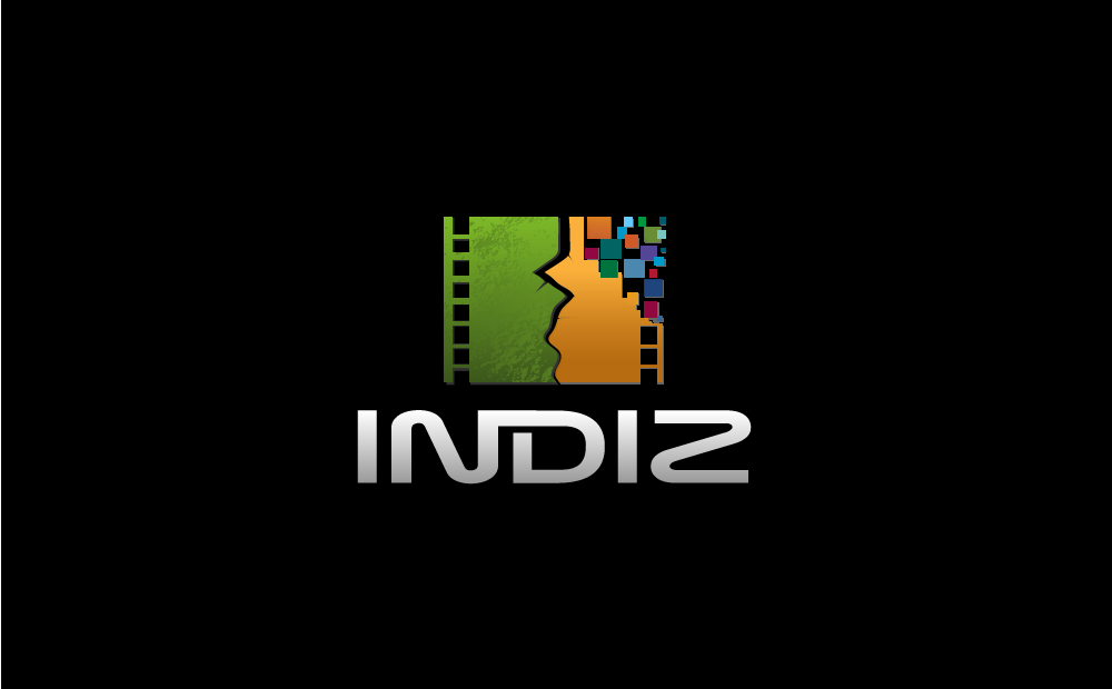Logo Design by rockin - Entry No. 5 in the Logo Design Contest Fun Logo Design for Indiz.