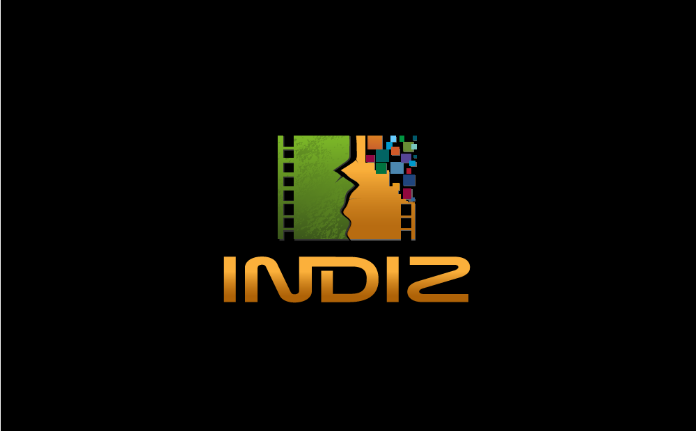 Logo Design by rockin - Entry No. 7 in the Logo Design Contest Fun Logo Design for Indiz.