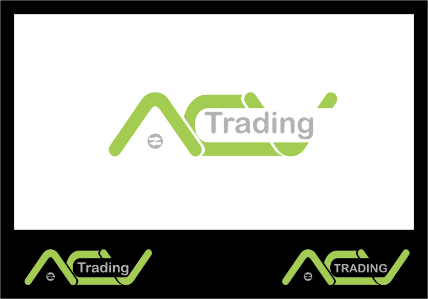 Logo Design by RasYa Muhammad Athaya - Entry No. 68 in the Logo Design Contest Fun Logo Design for ACV Trading.