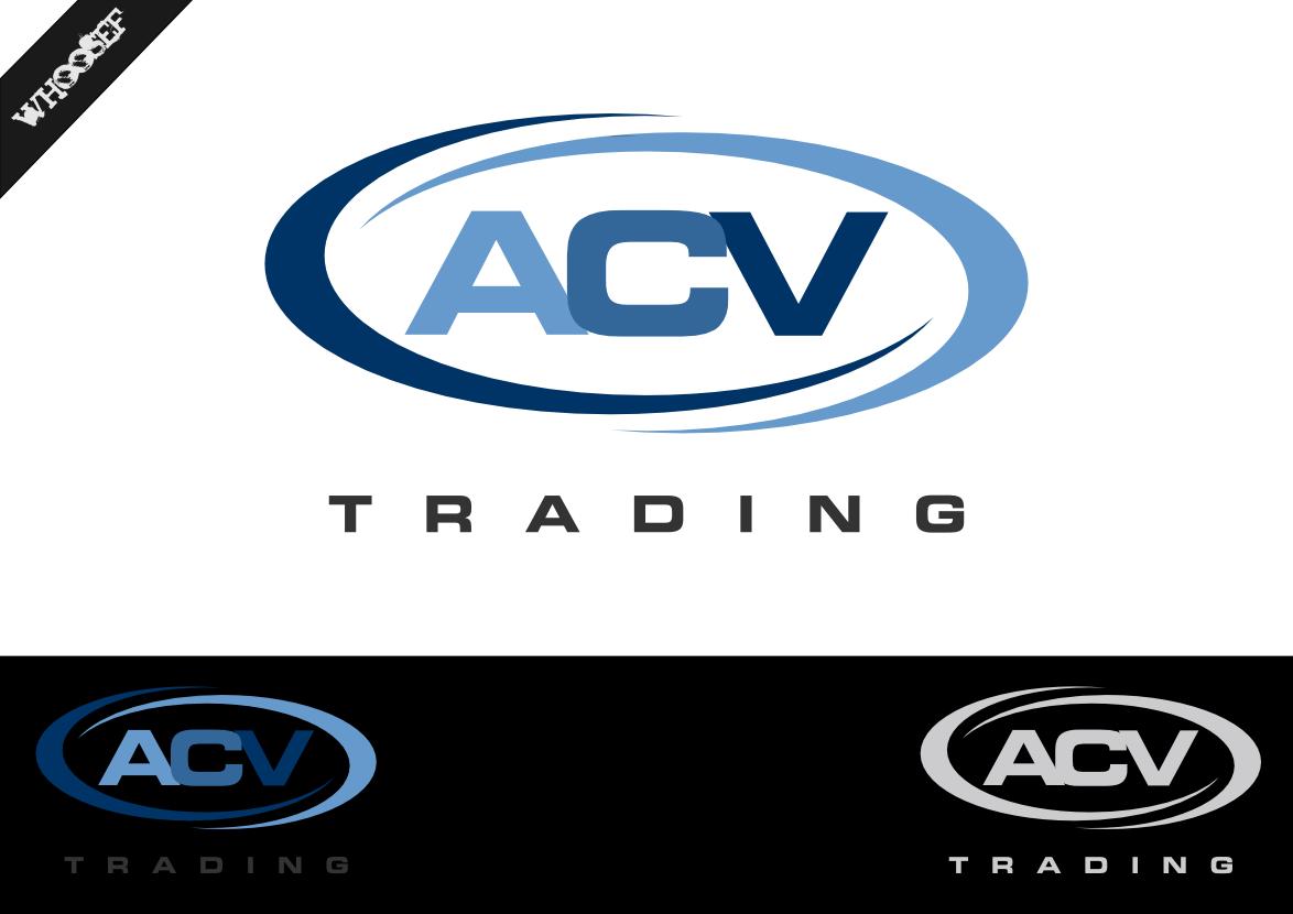 Logo Design by whoosef - Entry No. 69 in the Logo Design Contest Fun Logo Design for ACV Trading.