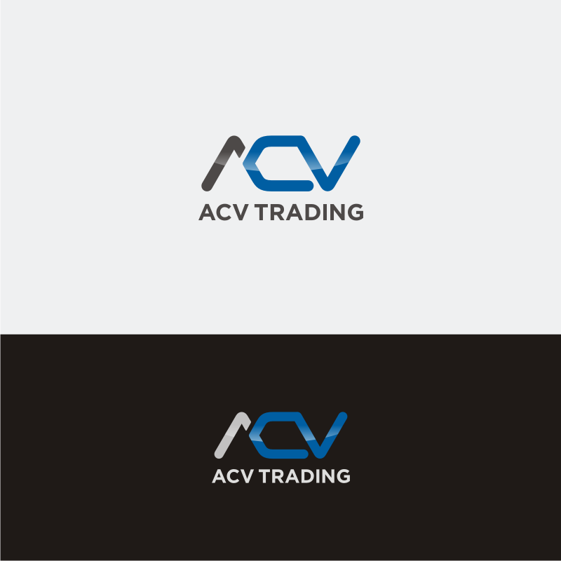 Logo Design by Private User - Entry No. 70 in the Logo Design Contest Fun Logo Design for ACV Trading.