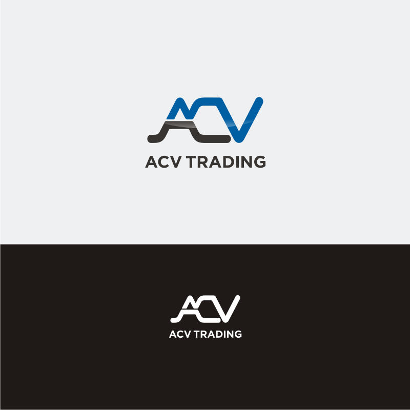 Logo Design by Private User - Entry No. 71 in the Logo Design Contest Fun Logo Design for ACV Trading.