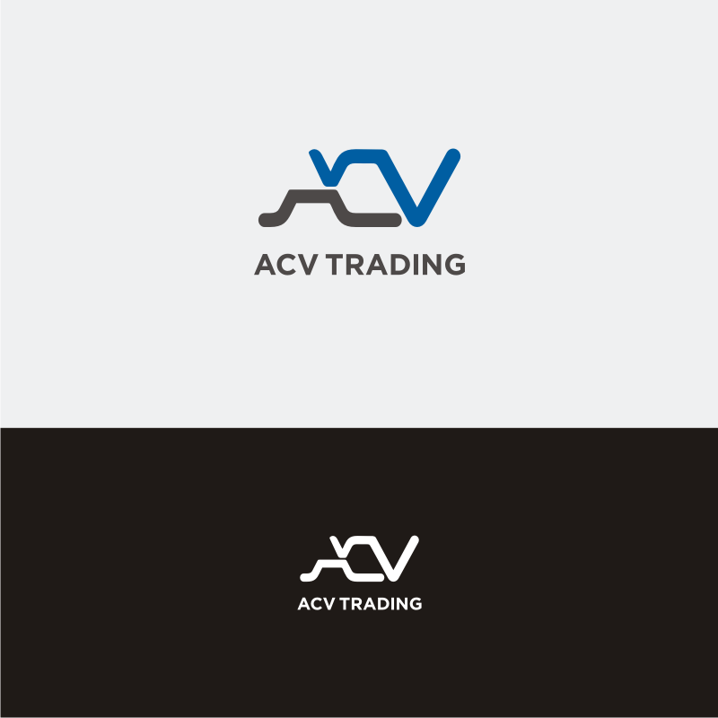 Logo Design by Private User - Entry No. 72 in the Logo Design Contest Fun Logo Design for ACV Trading.