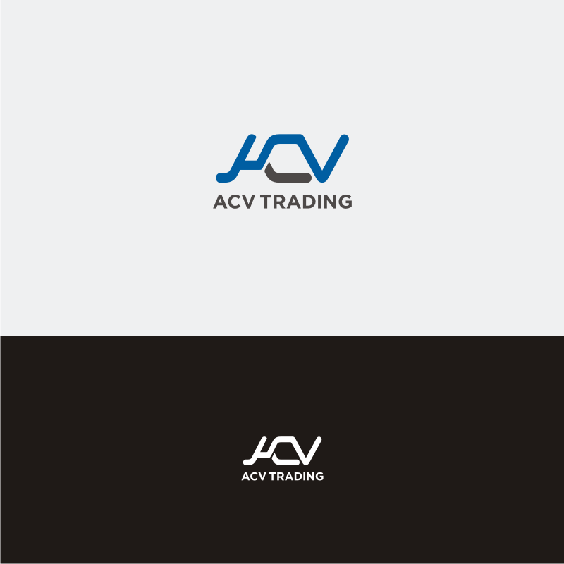 Logo Design by Private User - Entry No. 73 in the Logo Design Contest Fun Logo Design for ACV Trading.