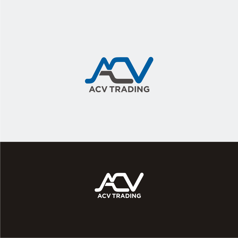 Logo Design by Private User - Entry No. 74 in the Logo Design Contest Fun Logo Design for ACV Trading.