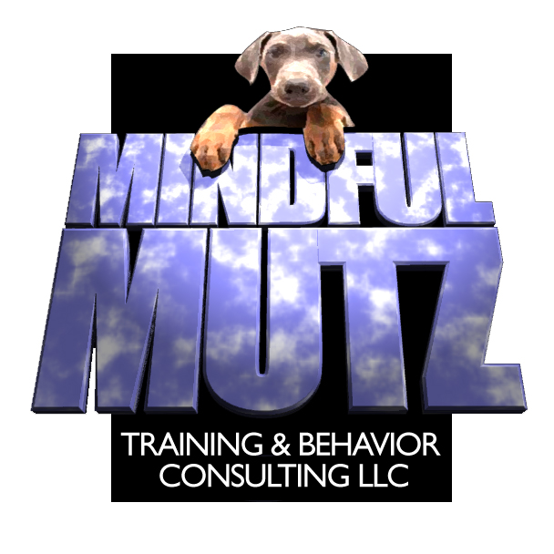 Logo Design by designoverload - Entry No. 62 in the Logo Design Contest Mindful Mutz Training & Behavior Consulting llc.