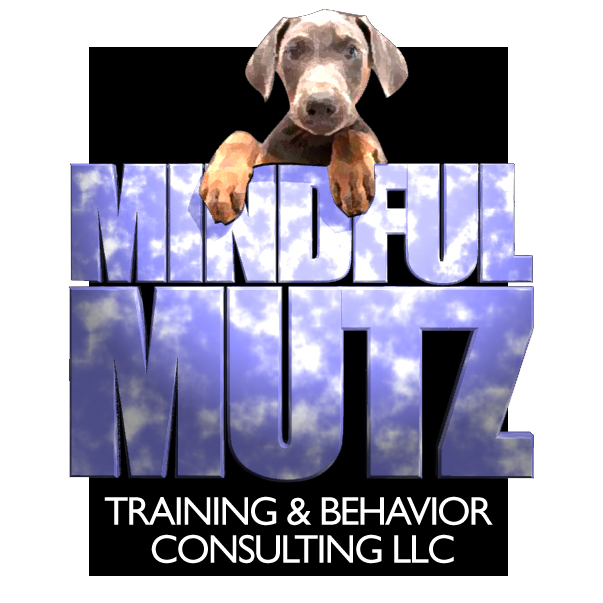 Logo Design by designoverload - Entry No. 63 in the Logo Design Contest Mindful Mutz Training & Behavior Consulting llc.