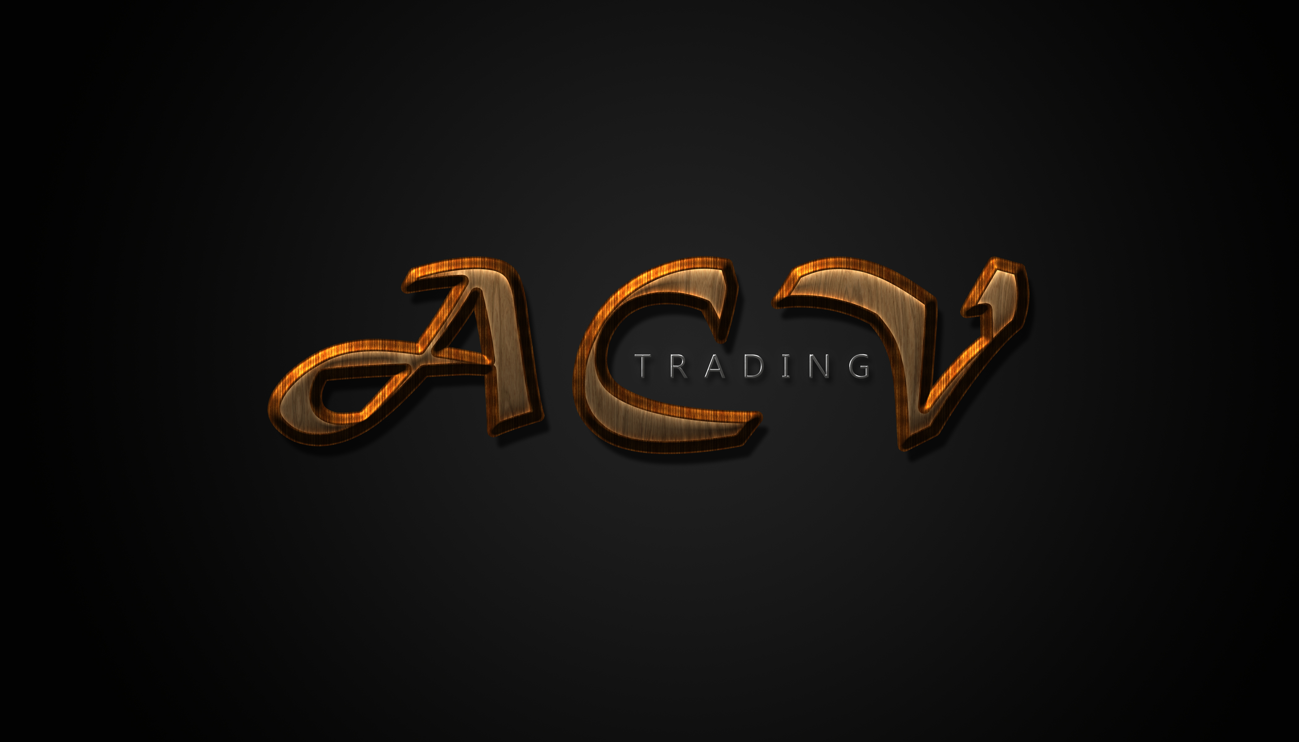 Logo Design by Jomar roy Villalobos - Entry No. 82 in the Logo Design Contest Fun Logo Design for ACV Trading.