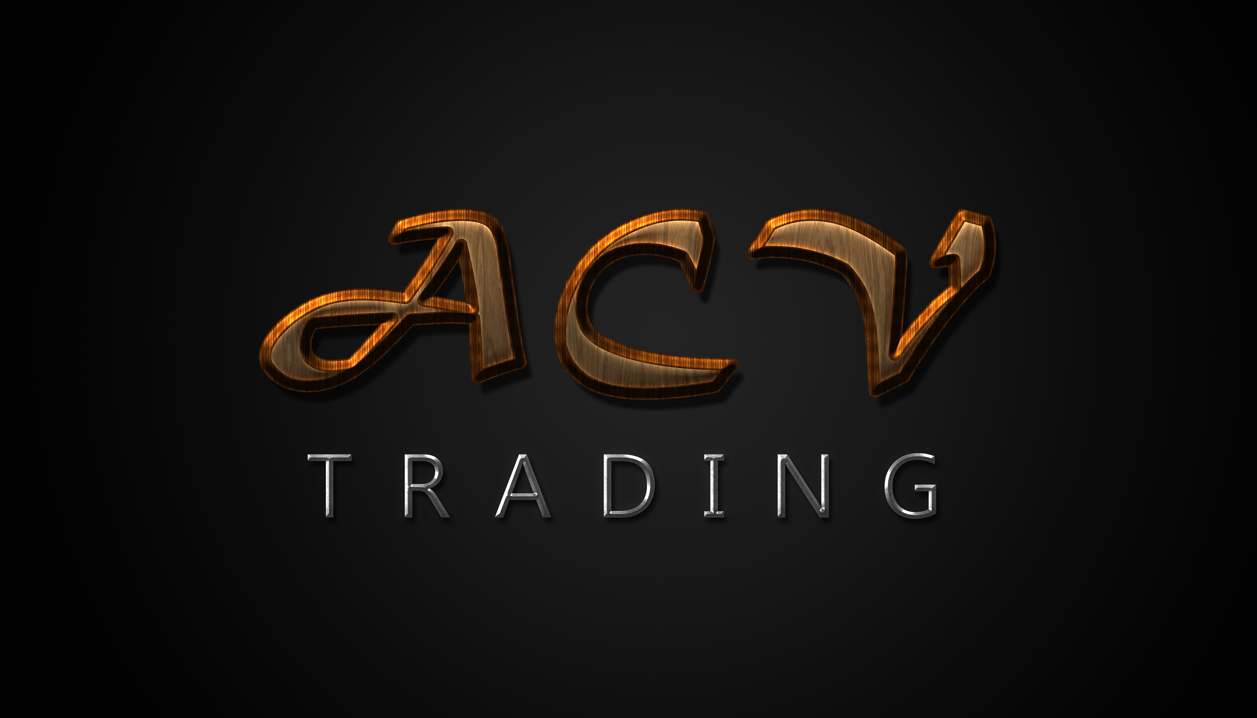 Logo Design by Jomar roy Villalobos - Entry No. 83 in the Logo Design Contest Fun Logo Design for ACV Trading.