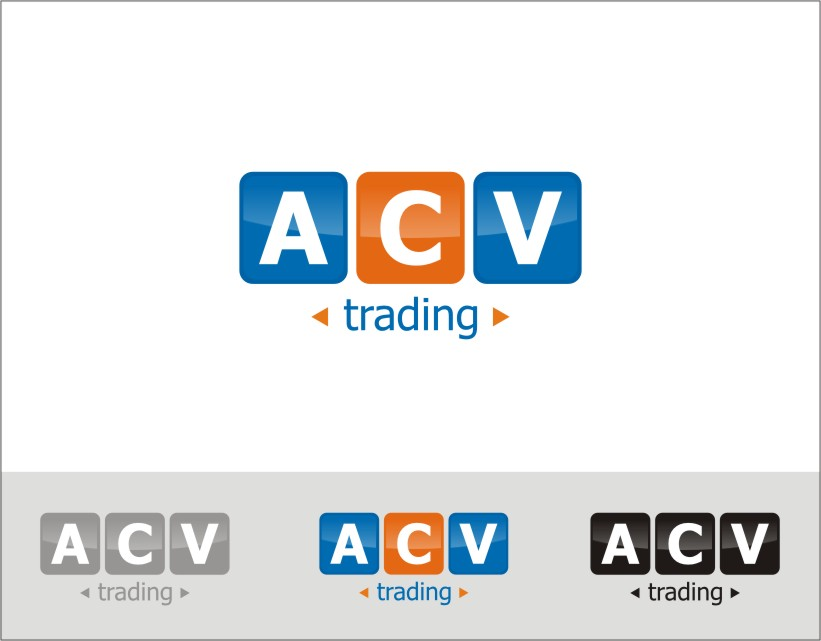 Logo Design by RED HORSE design studio - Entry No. 86 in the Logo Design Contest Fun Logo Design for ACV Trading.