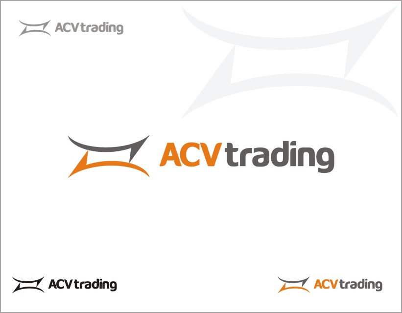 Logo Design by RED HORSE design studio - Entry No. 87 in the Logo Design Contest Fun Logo Design for ACV Trading.