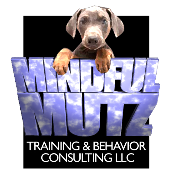 Logo Design by designoverload - Entry No. 64 in the Logo Design Contest Mindful Mutz Training & Behavior Consulting llc.