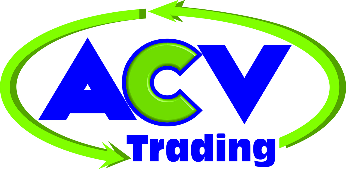 Logo Design by Mohamed Sheikh - Entry No. 88 in the Logo Design Contest Fun Logo Design for ACV Trading.