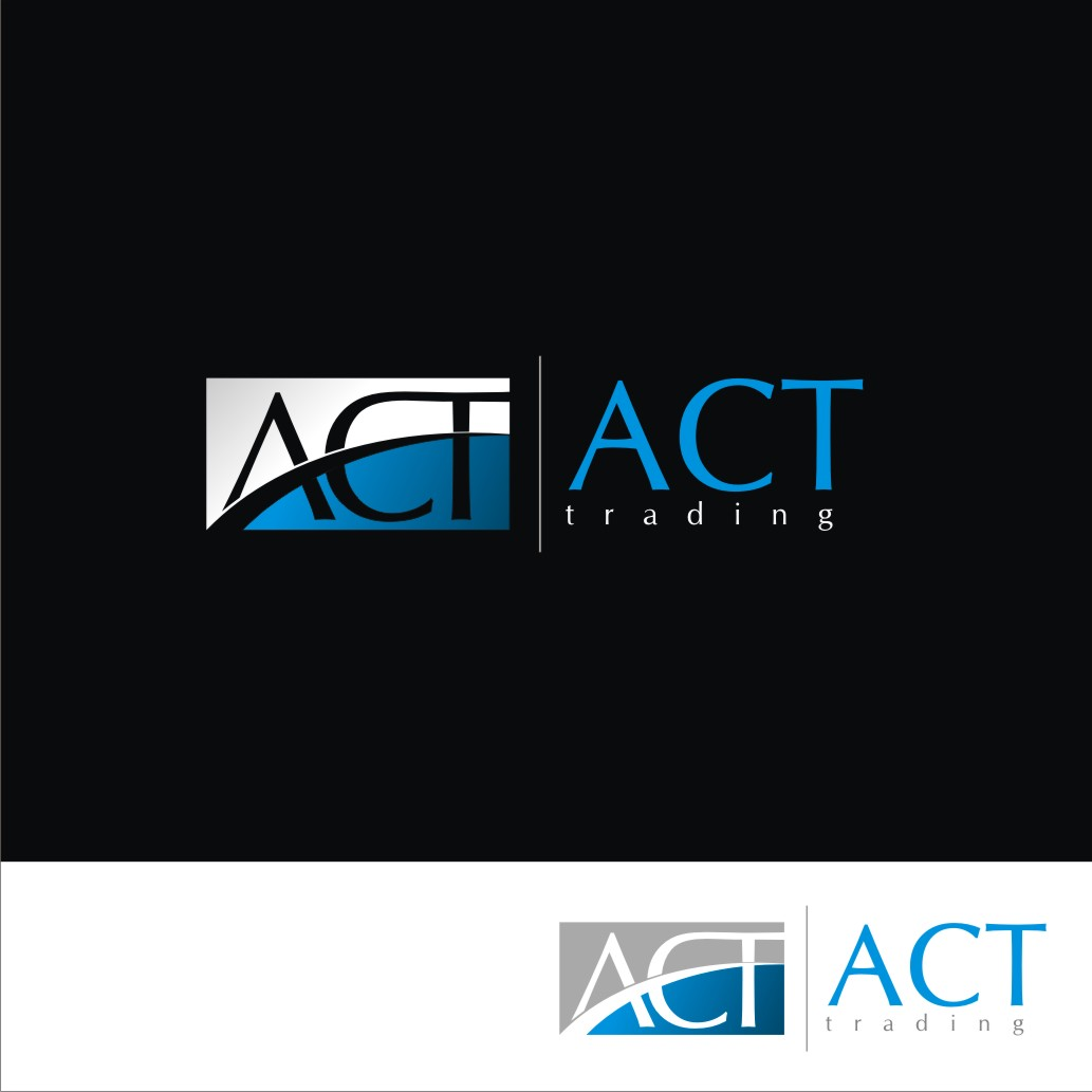 Logo Design by Private User - Entry No. 89 in the Logo Design Contest Fun Logo Design for ACV Trading.