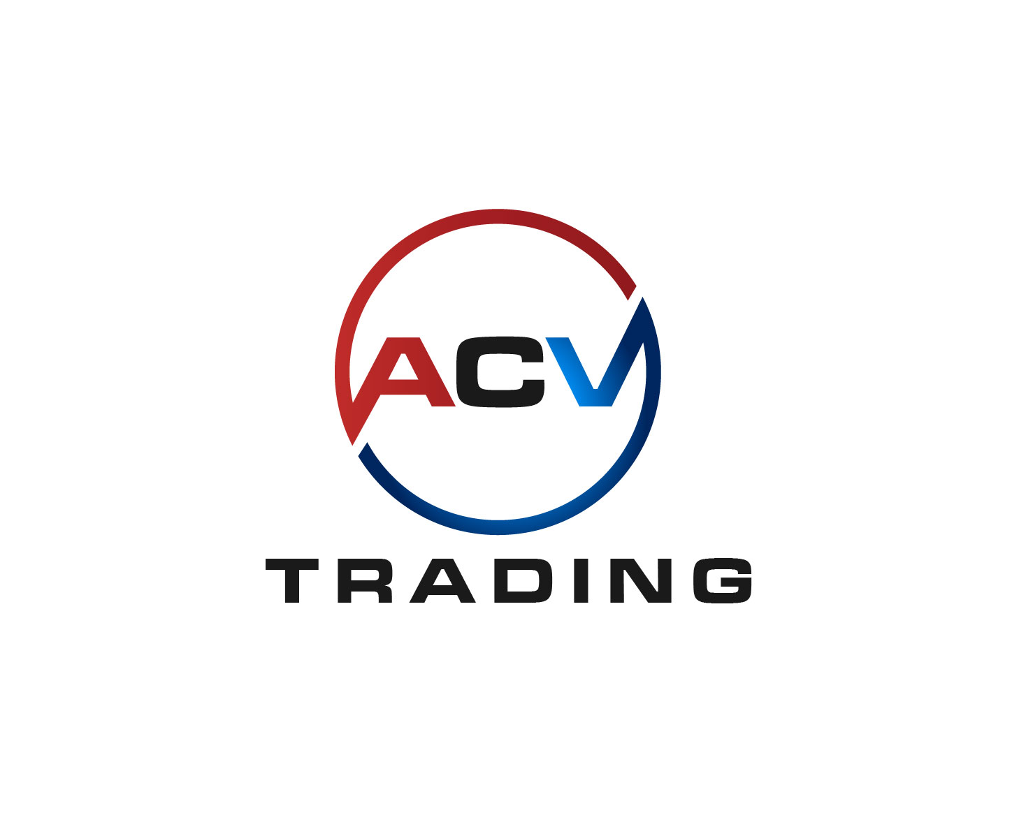 Logo Design by Private User - Entry No. 90 in the Logo Design Contest Fun Logo Design for ACV Trading.
