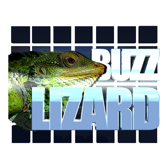 Logo Design by designoverload - Entry No. 35 in the Logo Design Contest Buzz Lizard.