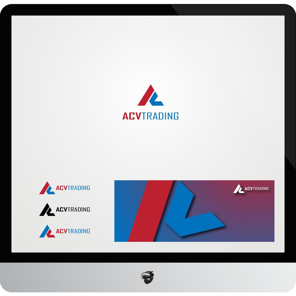 Logo Design by zesthar - Entry No. 95 in the Logo Design Contest Fun Logo Design for ACV Trading.