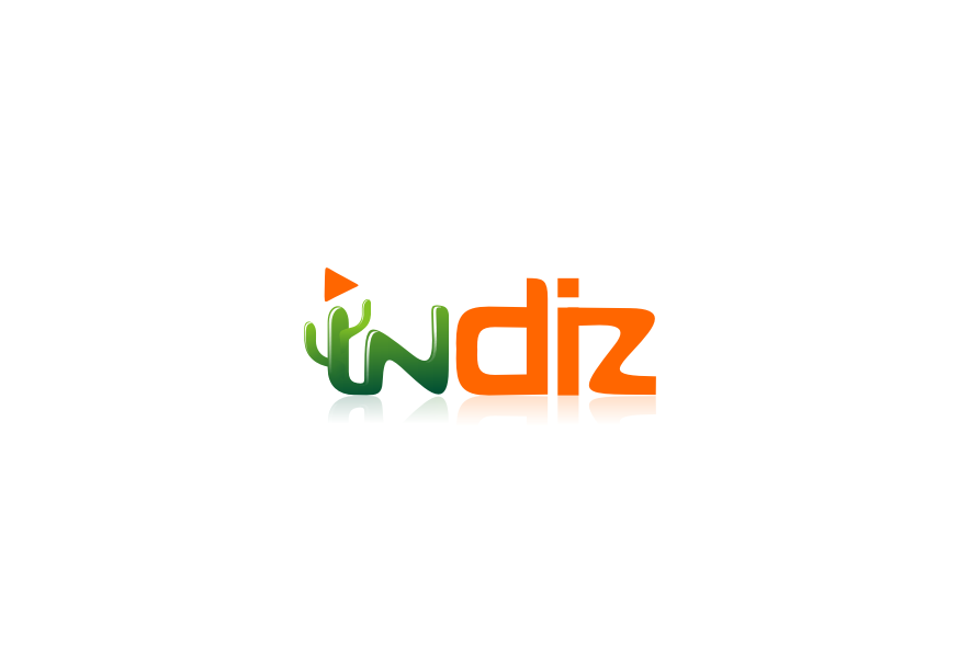 Logo Design by graphicleaf - Entry No. 36 in the Logo Design Contest Fun Logo Design for Indiz.