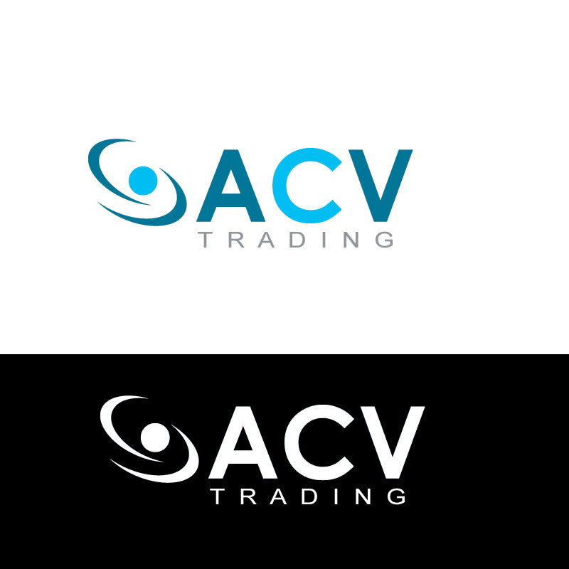 Logo Design by Private User - Entry No. 102 in the Logo Design Contest Fun Logo Design for ACV Trading.