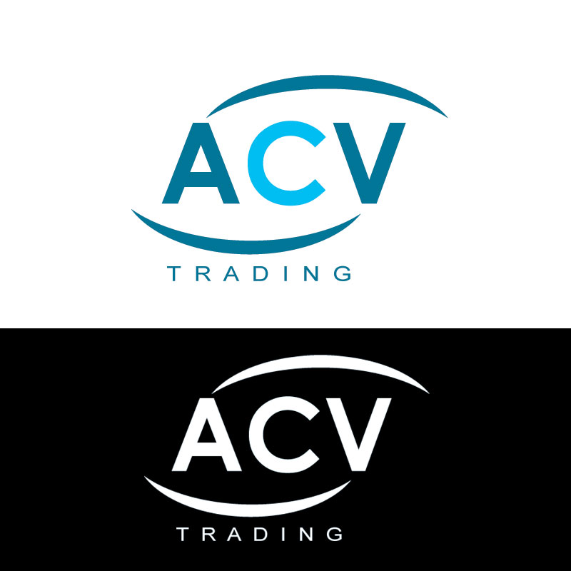 Logo Design by Private User - Entry No. 103 in the Logo Design Contest Fun Logo Design for ACV Trading.