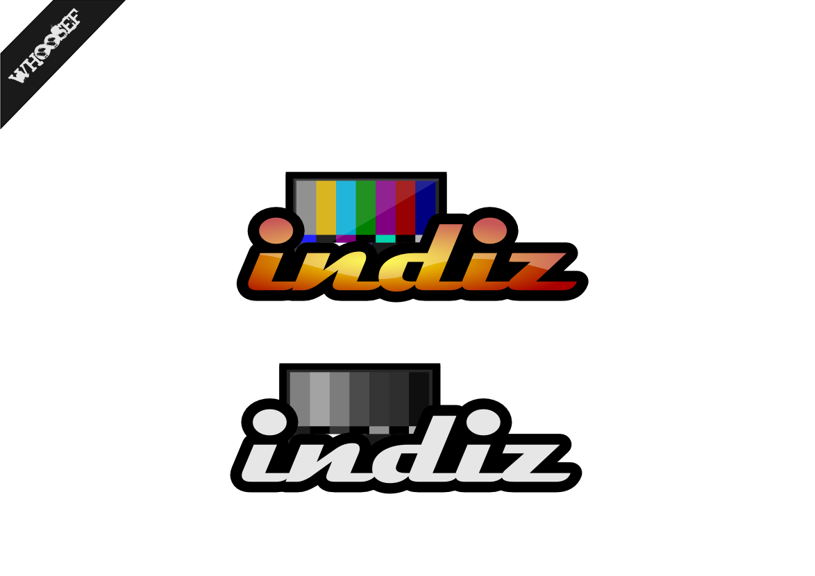 Logo Design by whoosef - Entry No. 46 in the Logo Design Contest Fun Logo Design for Indiz.