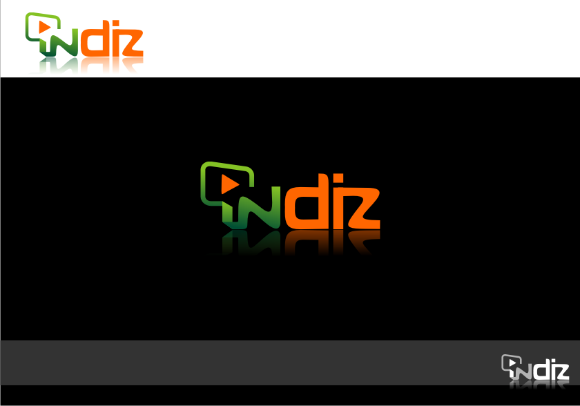 Logo Design by graphicleaf - Entry No. 47 in the Logo Design Contest Fun Logo Design for Indiz.