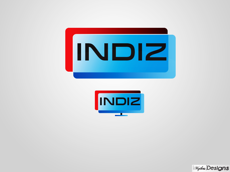 Logo Design by Mythos Designs - Entry No. 48 in the Logo Design Contest Fun Logo Design for Indiz.
